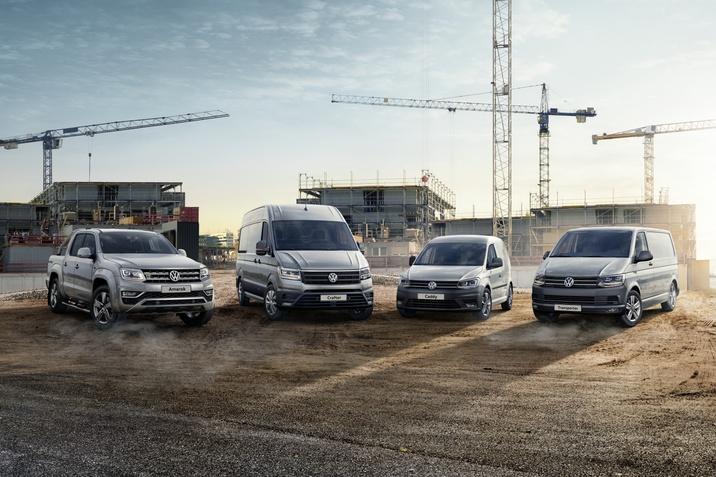 Volkswagen Комерційні автомобілі