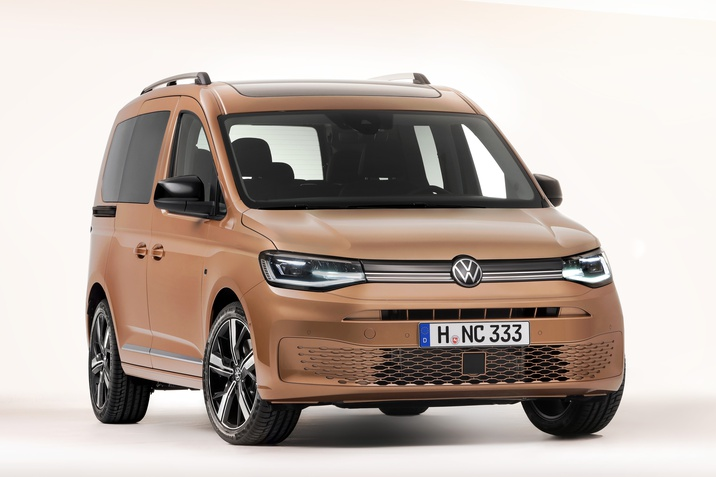 Volkswagen Caddy5
