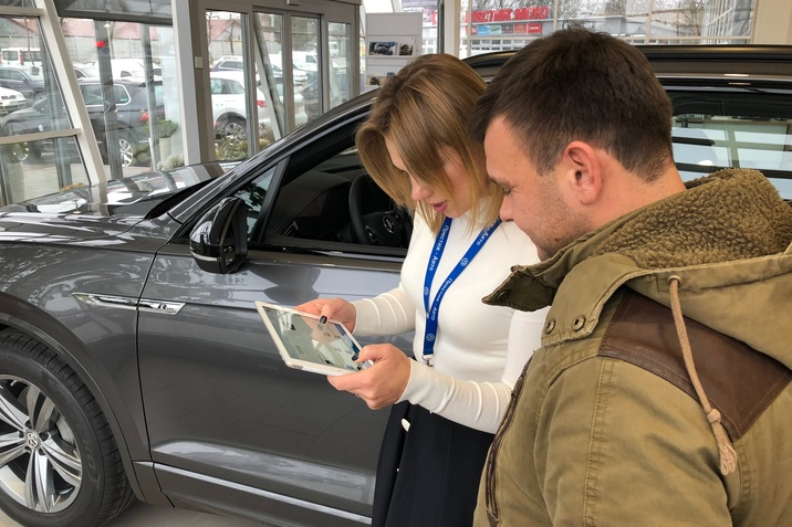 SalesPad у Престиж-Авто
