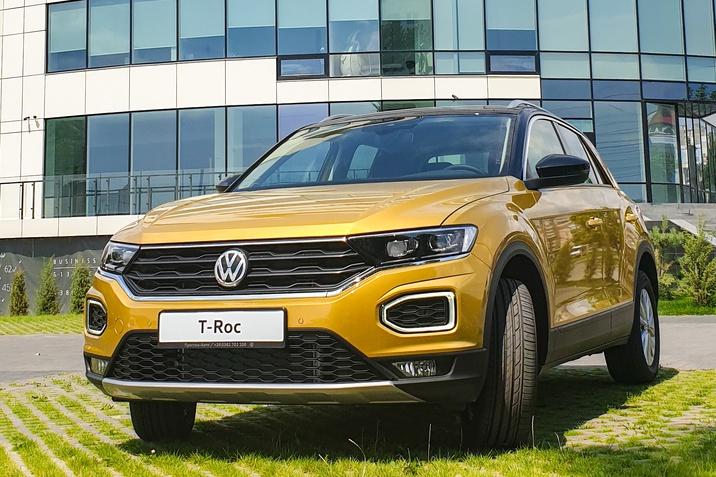 Обмінний бонус для Volkswagen T-Roc