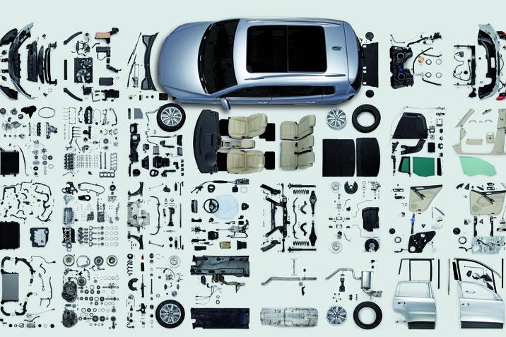 Оригінальні запчастини Volkswagen
