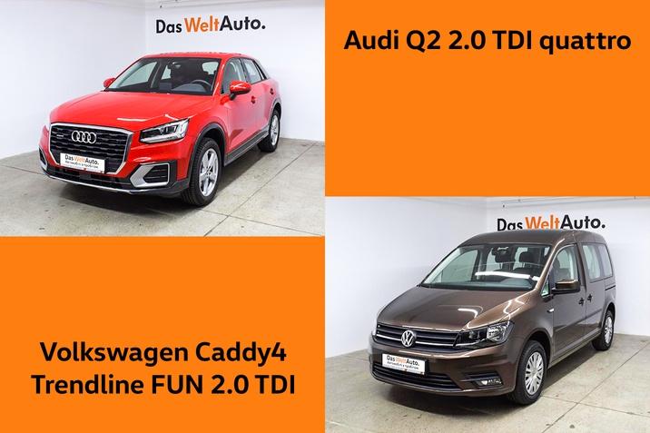 Автомобілі з пробігом Das WeltAuto