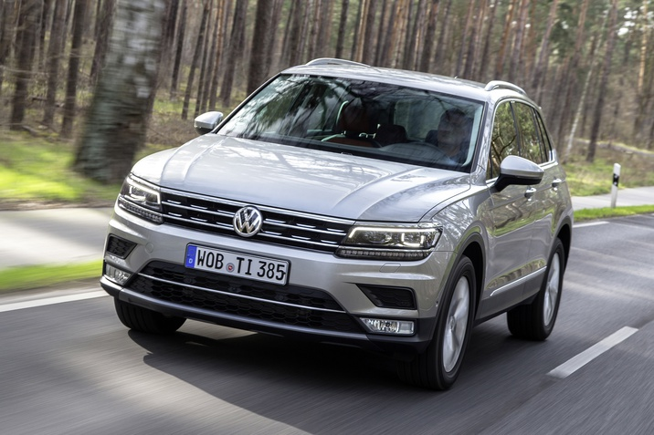 Volkswagen Tiguan Limited Edition